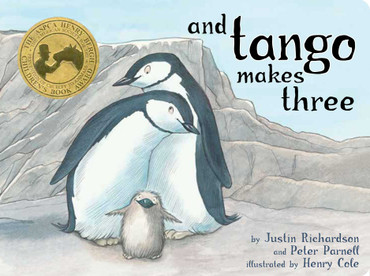 And Tango Makes Three (paperback edition + CD)