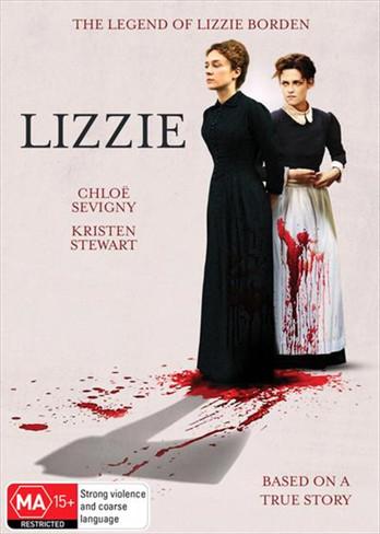 Lizzie DVD
