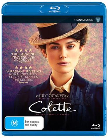 Colette Blu-Ray