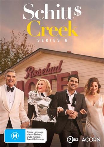 Schitt's Creek Season Six DVD