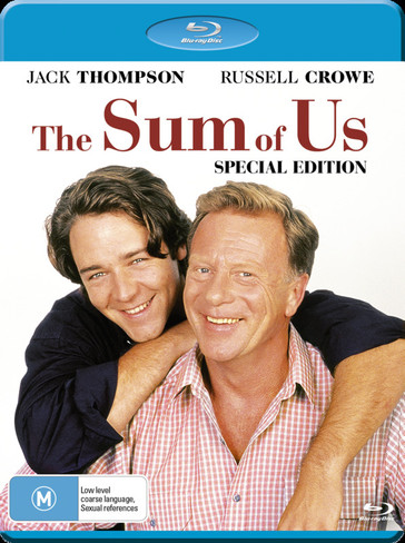 The Sum Of Us Blu-Ray (Special Edition)