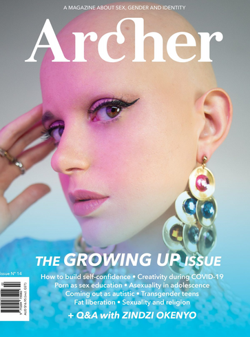 Archer Magazine #14 – the Growing Up Issue