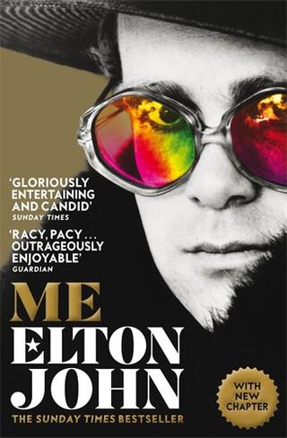 Me (Elton John Official Autobiography - Paperback Edition)