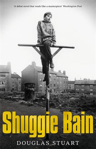 Shuggie Bain (Hardcover) - Winner of the 2020 Booker Prize!