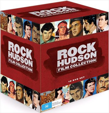 Rock Hudson Film Collection DVD