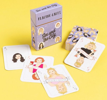 Sex and the City Playing Cards