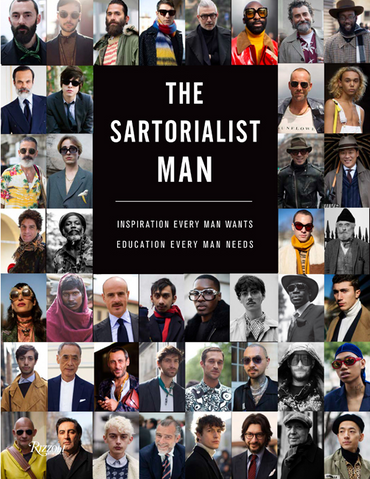 The Sartorialist: MAN (Inspiration Every Man Wants, Education Every Man Needs)