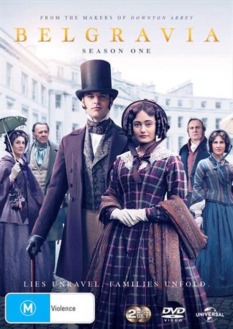 Belgravia Season One DVD
