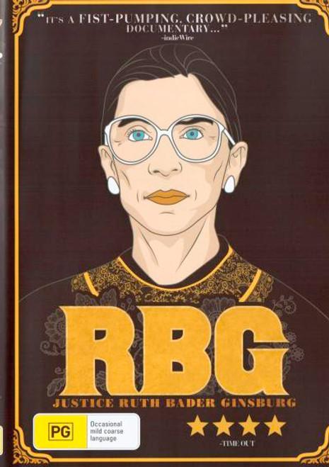 RBG DVD