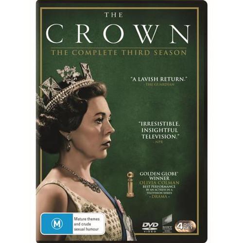 The Crown Season Three DVD