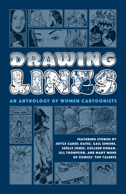 Drawing Lines: An Anthology of Women Cartoonists
