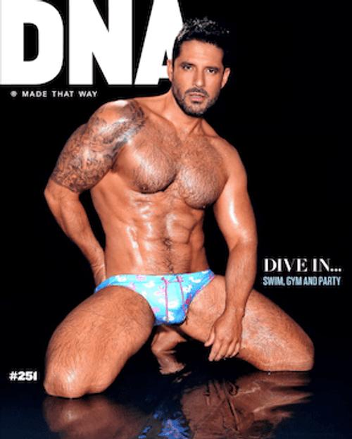 DNA Magazine #251 December 2020