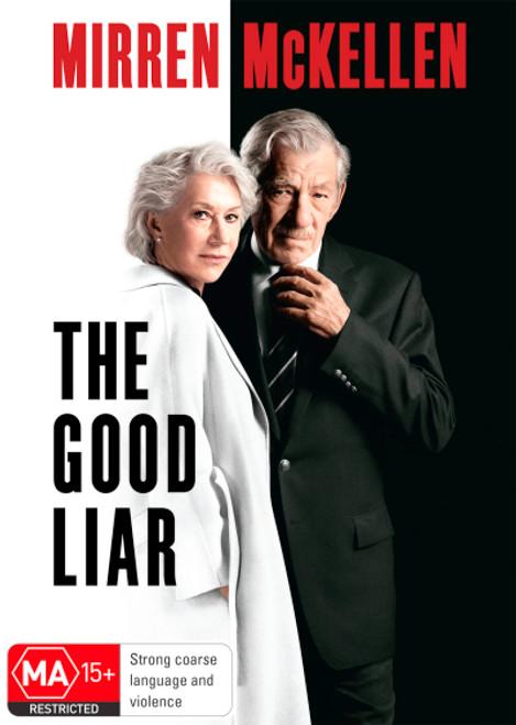 The Good Liar DVD