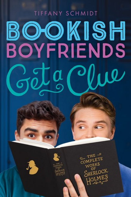 Get a Clue (A Bookish Boyfriends Novel)