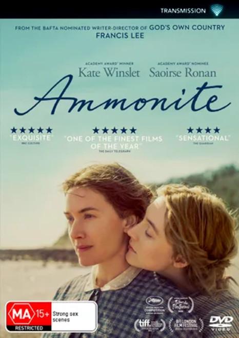 Ammonite DVD