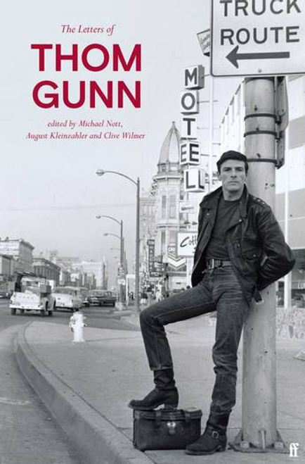 The Letters of Thom Gunn