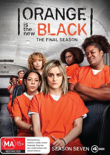 Orange is the New Black Season Seven DVD