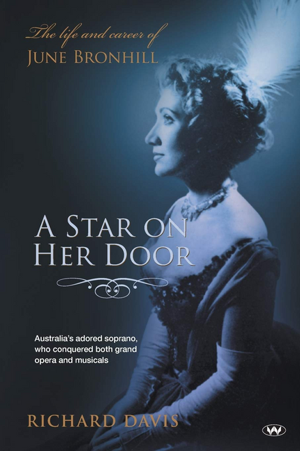 A Star on Her Door: The life and career of June Bronhill