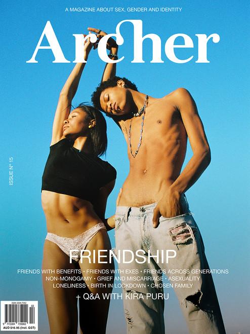 Archer #15: The Friendship Issue