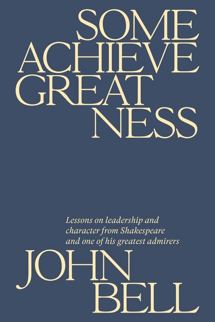 Some Achieve Greatness