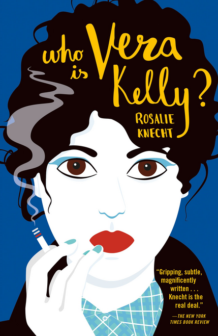 Who is Vera Kelly? (Book #1)