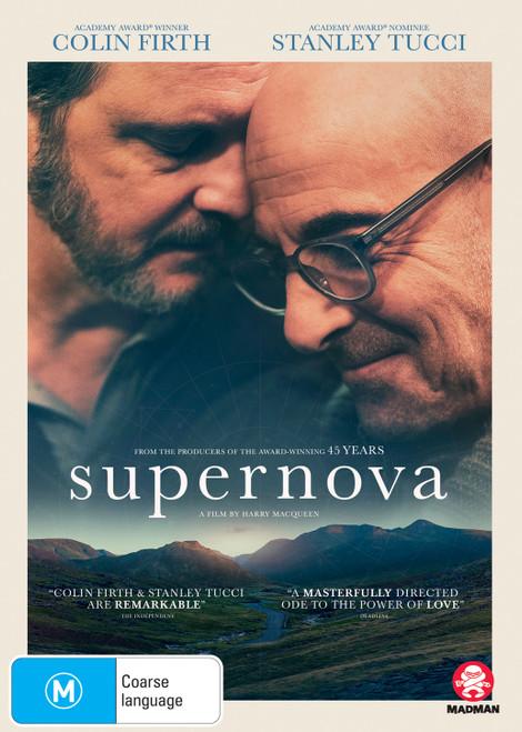 Supernova DVD