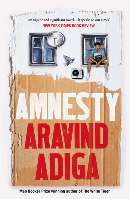 Amnesty - signed by the author