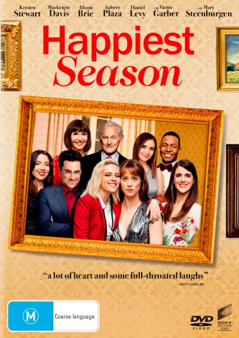 The Happiest Season DVD