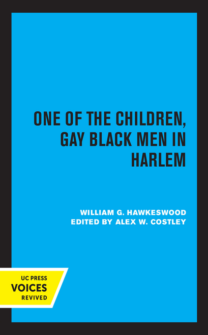 One of the Children: Gay Black Men in Harlem