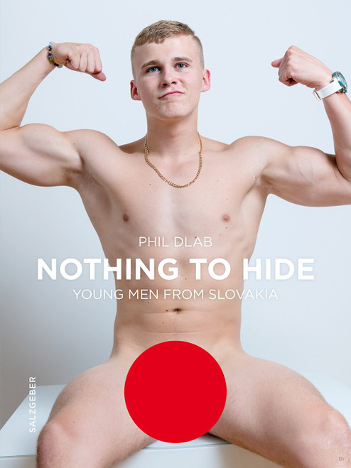 Nothing to Hide: Young Men from Slovakia Calendar 2022