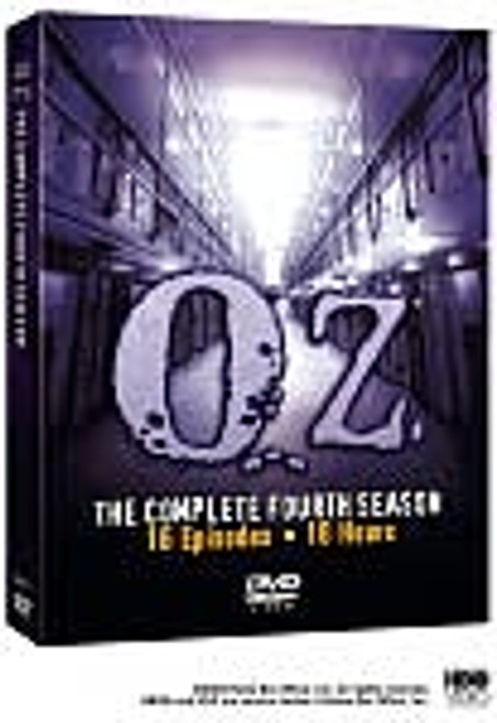 Oz - The Fourth Season DVD
