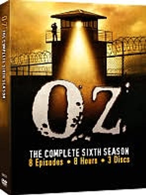 Oz - The Sixth Season DVD