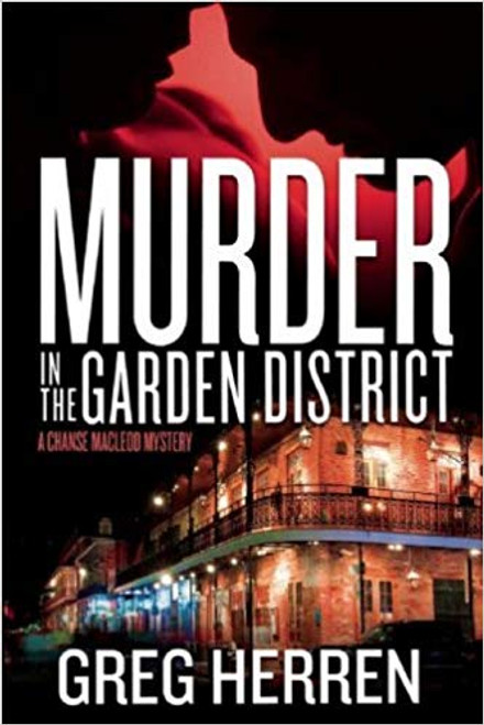 Murder in the Garden District (Chanse MacLeod Mystery #5)