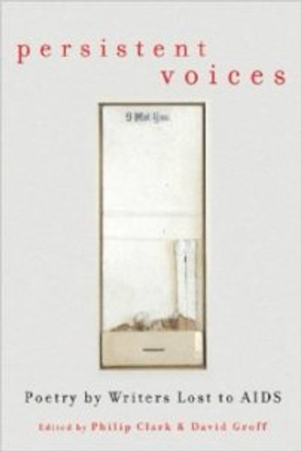 Persistent Voices : An Anthology of Poets Lost to AIDS