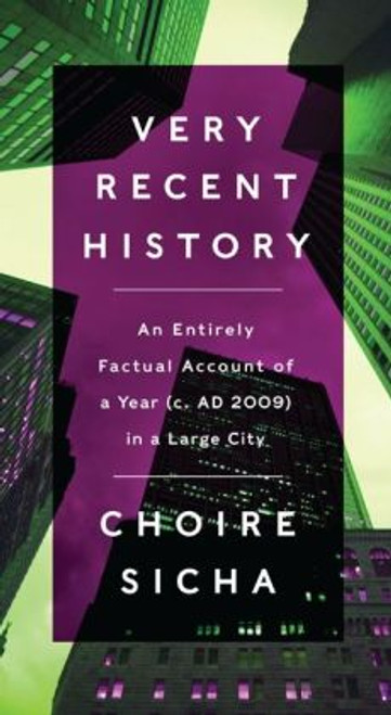 Very Recent History : A Year (c. AD 2009) in a Large City