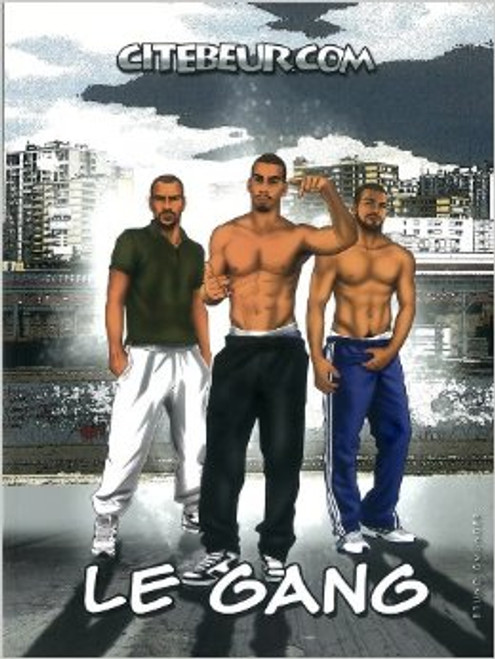 Le Gang (Erotic Comic Book)