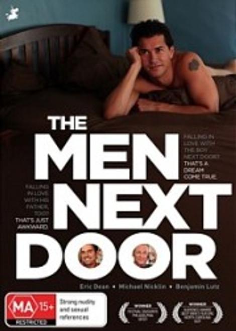 The Men Next Door DVD