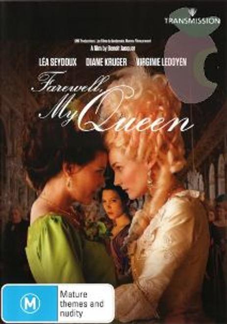 Farewell, My Queen DVD