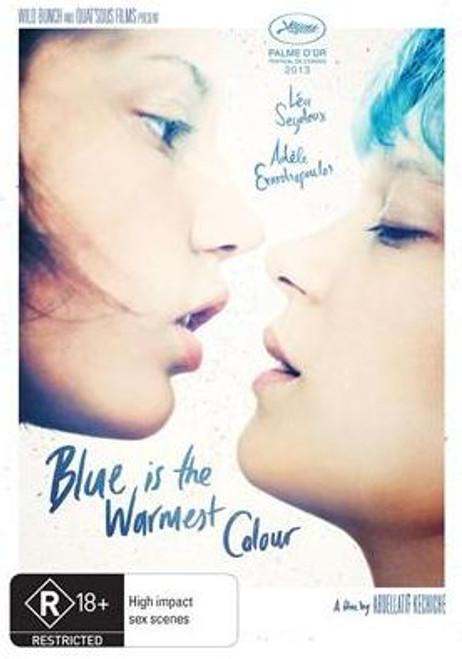 Blue is the Warmest Colour DVD