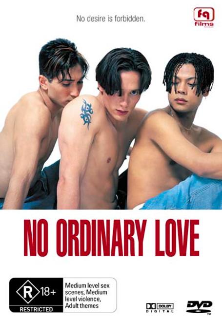 No Ordinary Love DVD