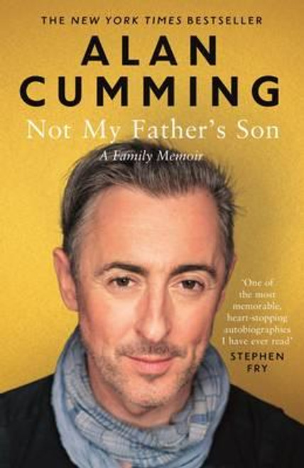 Not My Father's Son : A Family Memoir (Paperback)