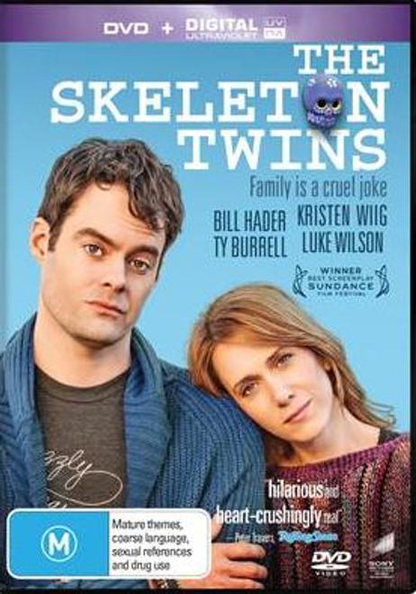 The Skeleton Twins DVD (+ Ultraviolet)