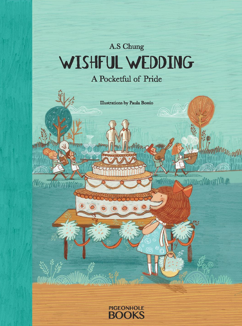 Wishful Wedding: A Pocketful of Pride