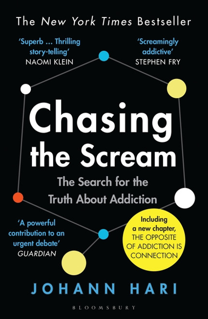 Chasing the Scream : The First and Last Days of the War on Drugs ( The inspiration for the feature film The United States vs Billie Holiday )