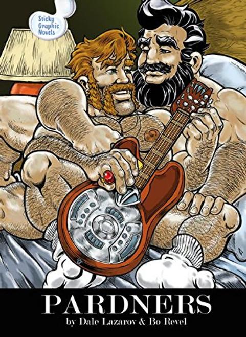Pardners (Erotic Comic Book)