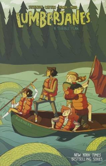 Lumberjanes Volume 3 : A Terrible Plan