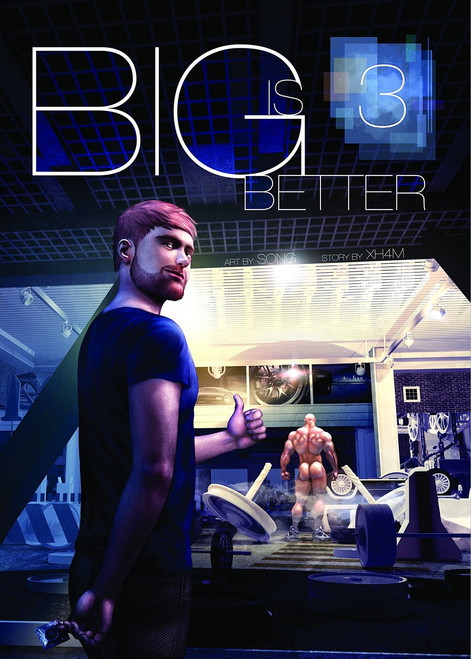 Big is Better 3 (Erotic Comic Book)