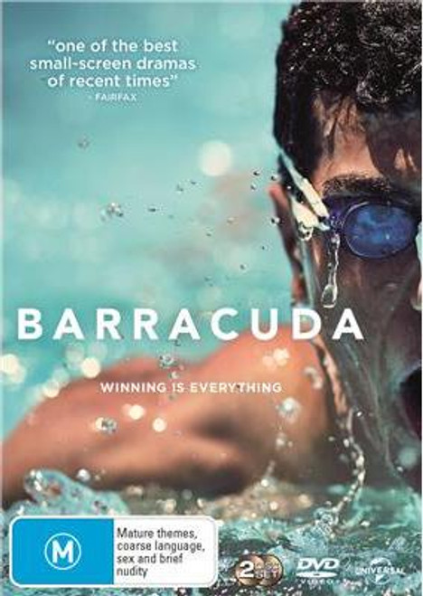 Barracuda DVD