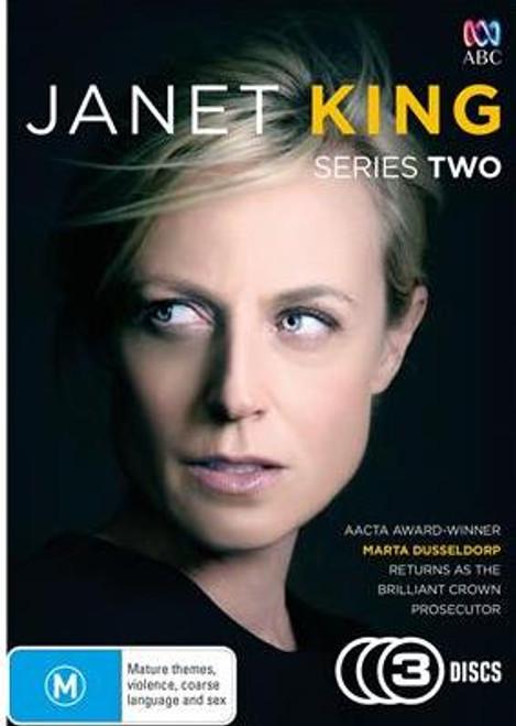 Janet King DVD (Series Two)