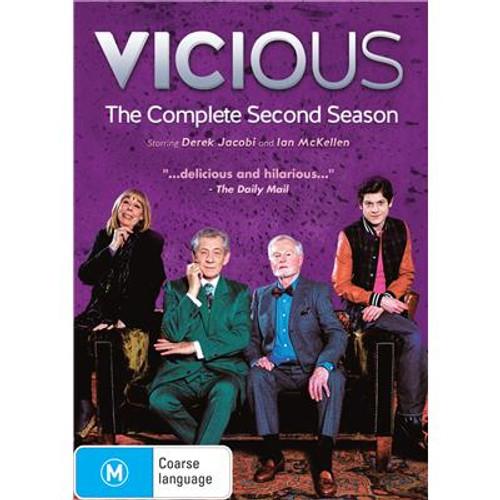 Vicious (Series 2) DVD